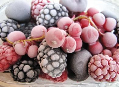 Importer from Singapore looking for FROZEN FRUITS