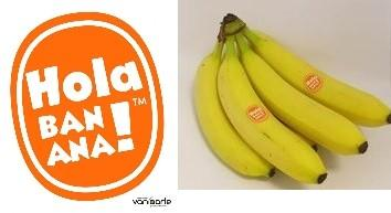 HOLA BANANA! the new brand launch by CHIQUITA