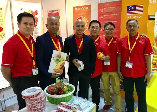 New Malaysian sticker extends fruit shelf life up to 12 days